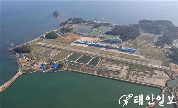 충남 태안군 곰섬 한서대학교 항공캠퍼스 전경.jpg