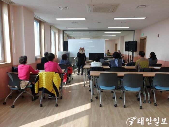 [태안도서관] 2019년 하반기 도서관과의 행복한 동행 운영.jpg