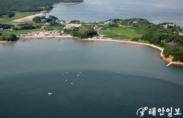 고남7리 마을 항공사진.JPG
