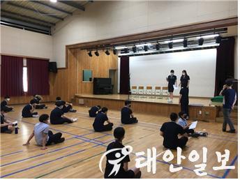 [근흥중] 전교생 어울림 역사 퀴즈 대회 실시.jpg