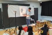 태안여중, 신나는 연극 놀이 수업