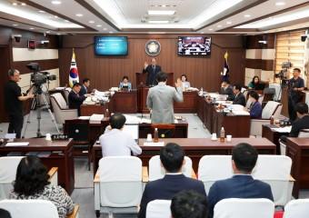 태안군의회, 2019년도 행정사무감사 마무리