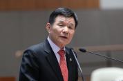 정광섭 의원, 충남도공무원노조 '베스트 도의원'에 선정