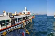태안해경, 섬에 남겨진 승객 47명과 좌초된 유람선 모두 구조