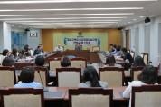 오인철의원,  충남교육청 소속 월급제 행정실무원과 간담회 개최