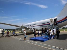 한서대, 태안비행장 오픈 행사...항공, 해양 특별이벤트 마련