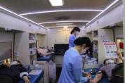 태안교육지원청 '코로나19 혈액 사랑의 헌혈운동' 동참