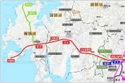 '서해안내포철도(가칭)' 가시화 적극 나선다...태안권 연장 17.4km 총사업비 4540억 원